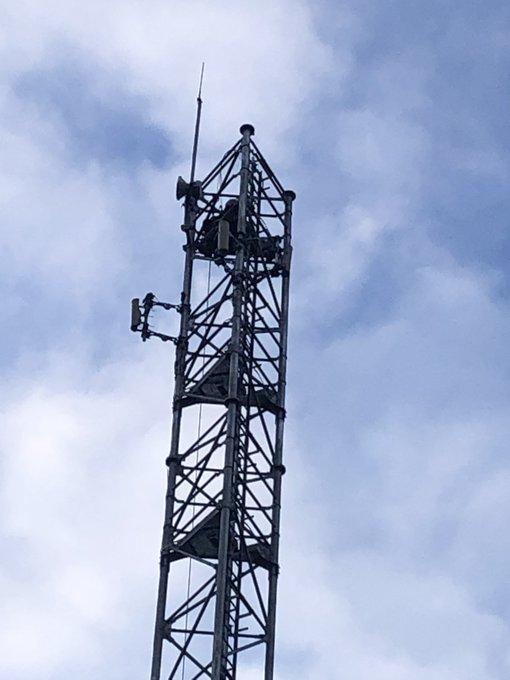 PROBLÈMES DE RÉCEPTION SUR LE RÉSEAU RADIO 4G FIXE